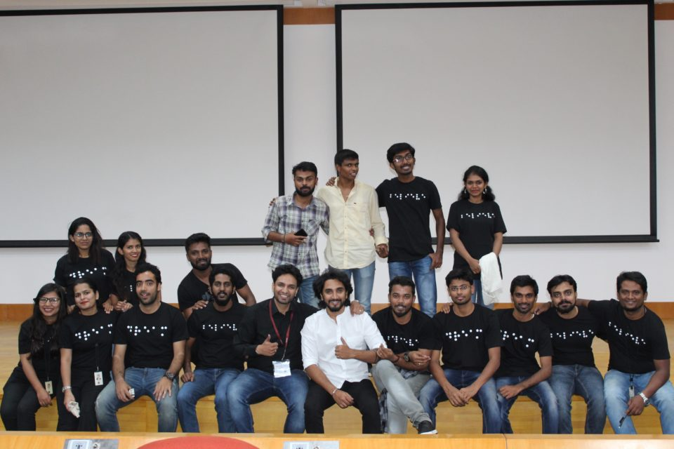 Sensitisation Session at Infosys Limited