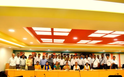 Disability Etiquettes Session For Staff of South Western Railways, Bangalore